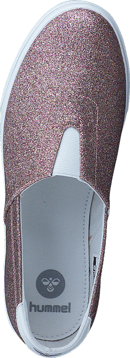 Hummel Slip-on Ballerina Glitter JR Rose Dawn