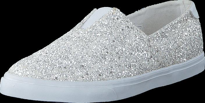 Hummel - Slip-on Ballerina Sparkle JR White