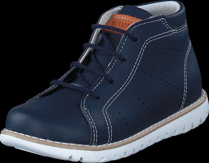 Footway SE - Kavat Mobacka XC Blue, Skor, Kängor & Boots, Chukka boots, Blå, Unisex, 21 697.00