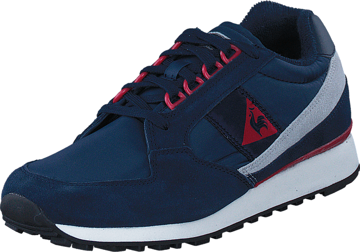 Le Coq Sportif - Eclat Dress Blue-Vintage Red