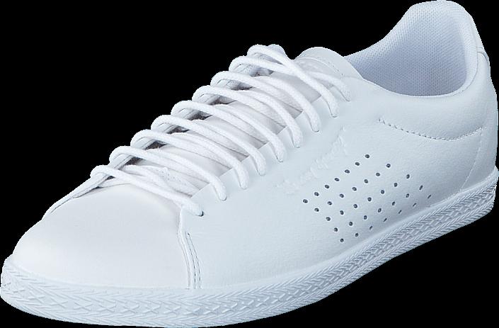 le-coq-sportif-charline-optical-white-kengaet-sneakerit-ja-urheilukengaet-varrettomat-tennarit-valkoinen-naiset-36