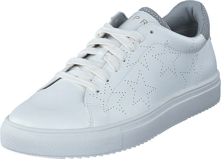 Esprit Sandrine Stars 100 White