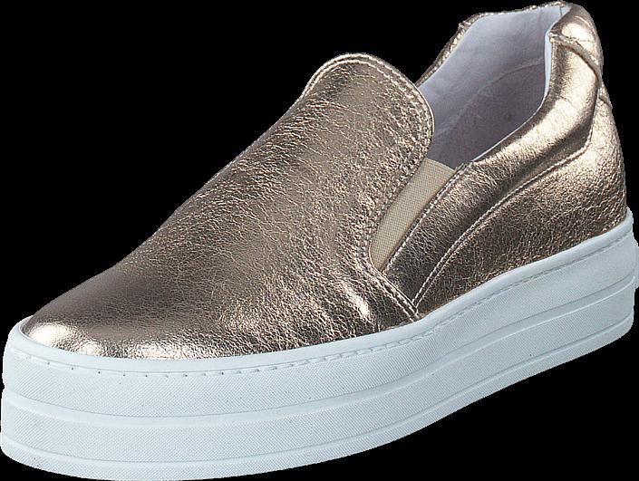 a-pair-bari-rock-2177-gold-kengaet-matalapohjaiset-kengaet-slip-on-kulta-naiset-36