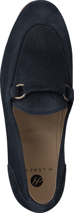 H by Hudson Renzo Suede Navy
