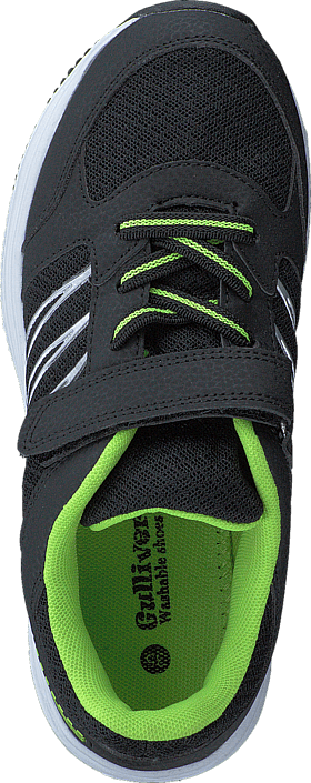 Gulliver - 412-1702 Washable 30°C Black/Lime