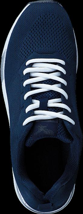 Polecat 435-2410 Memory Foam Insock Navy Blue