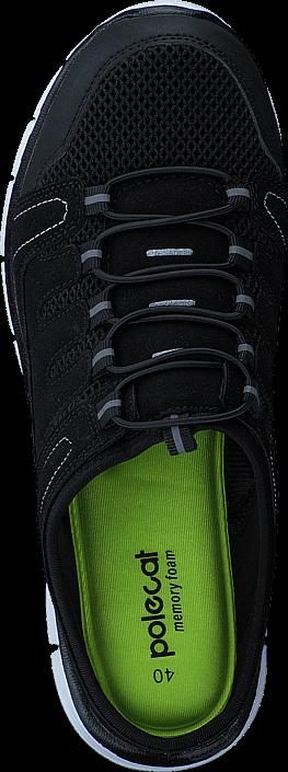 Polecat - 435-0309 Memory Foam Insock Black