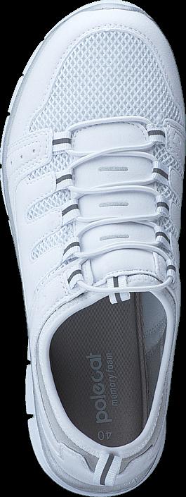 Polecat - 435-1311 Memory Foam Insock White