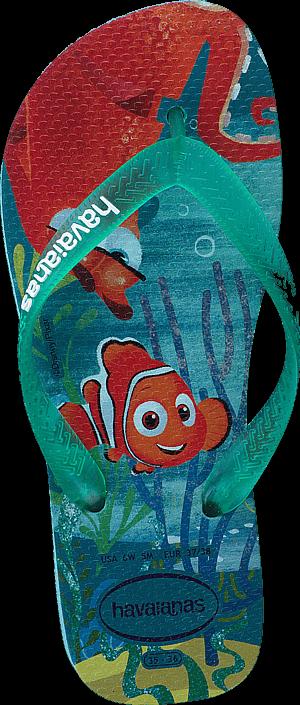 Havaianas Kids Nemo E Dory Ice Blue