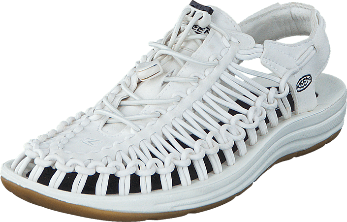 Keen Uneek Gum *Limited* White/Black