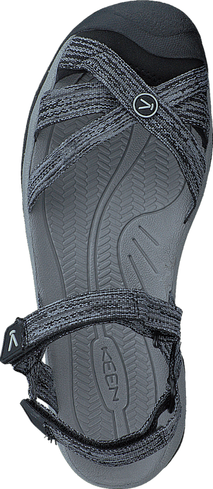 Keen Bali Strap Neutral Gray/Black