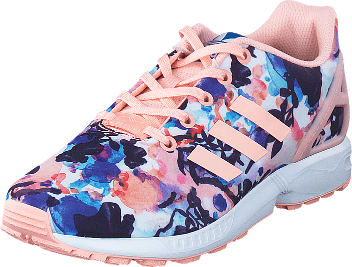 adidas original zx flux rose