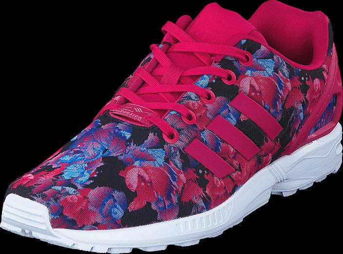 adidas Originals - Zx Flux J Bold Pink/Bold Pink/Ftwr White