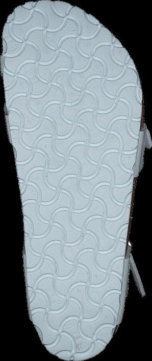 Birkenstock - Yara Regular Birko-Flor Patent White