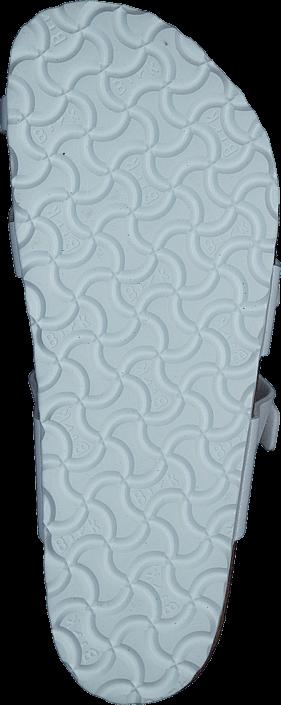 Birkenstock Mayari Regular Birko-Flor White