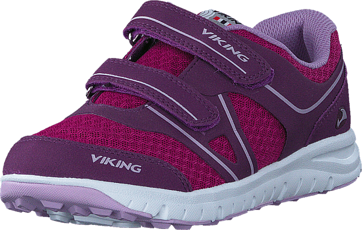 Viking Hel II Plum/Dark Pink