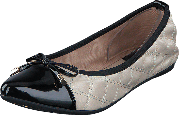Butterfly Twists - Holly Cream/Black
