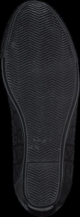 Calvin Klein Jeans - Vero CK Logo Jacquard/ Patent Black