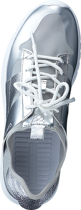 Calvin Klein Jeans - Iden Fine Mesh / Printed Snake Silver