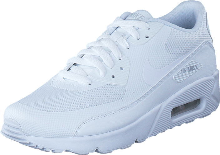 Nike Air Max 90 Ultra 2.0 Essential White/White-Pure Platinum