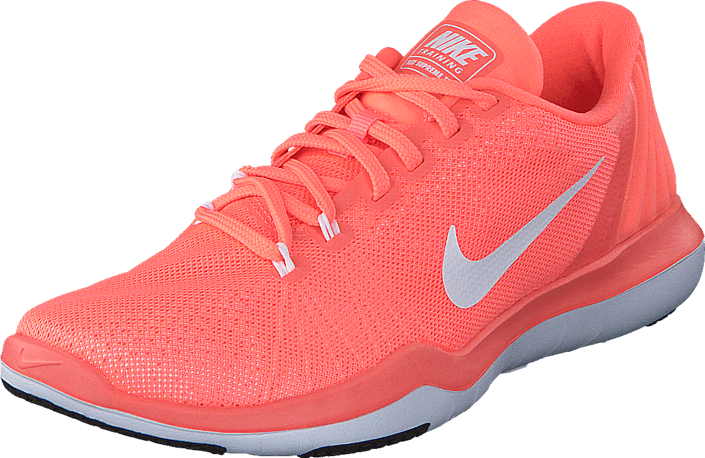 Nike - Wmns Nike Flex Supreme Tr 5 Lava Glow/White-University Red