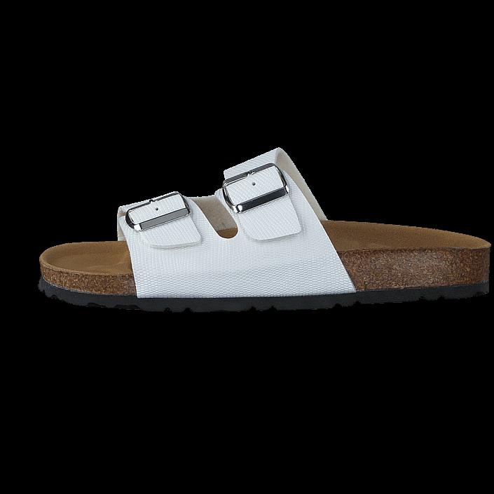 Rieker 62898-80 White, Schuhe, Sandalen & Hausschuhe, Sandalen, Braun, Female, 37