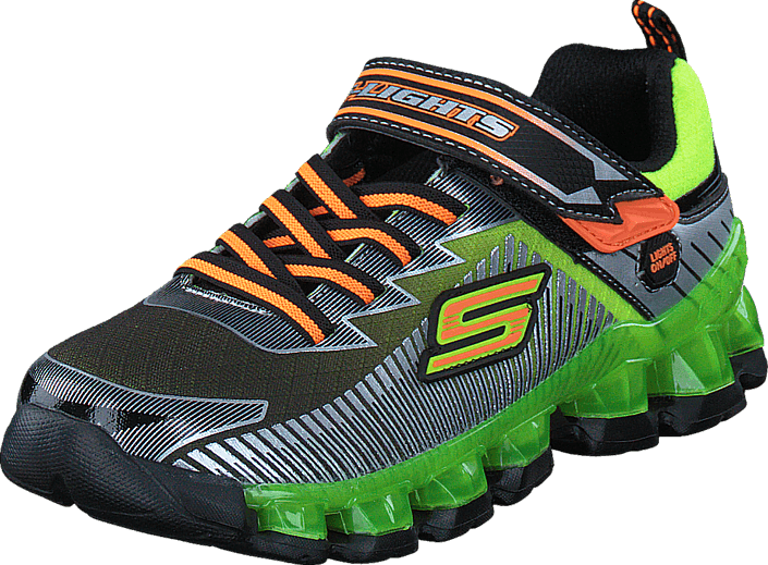 Skechers S-LIGHTS Erupters II 9029 BKLM