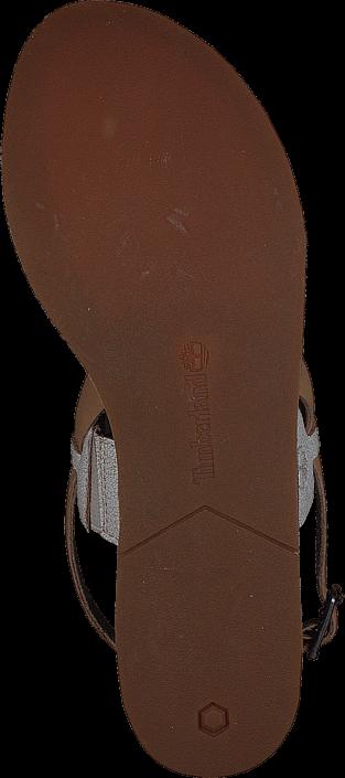 Timberland Carolista Slingback Doe Dry Gulch w/ White