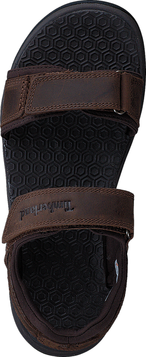 Timberland Harbor Pines Leather Sand Dark Brown Connection