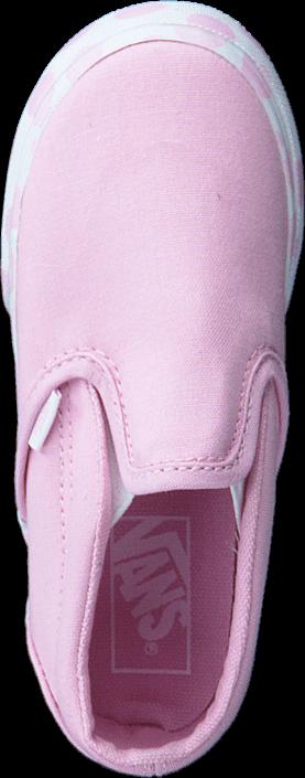 Vans - TD Classic Slip-On pink lady/true white