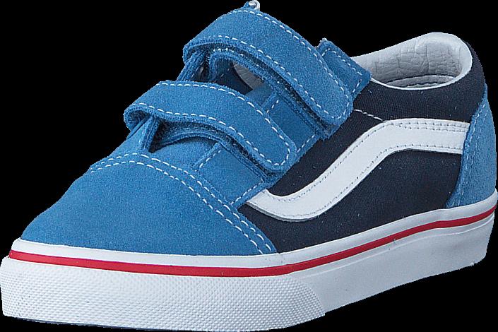 Vans - TD Old Skool V cendre blue/parisian night