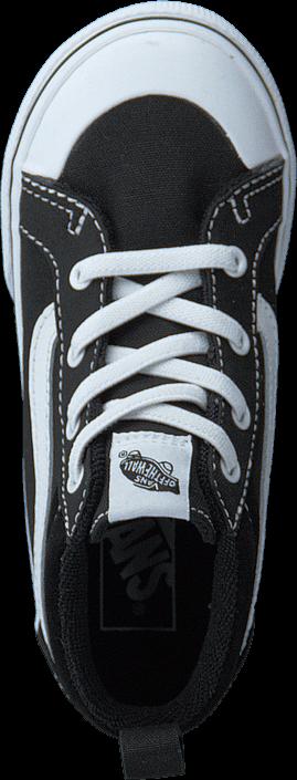 Vans - TD Racer Mid black/true white