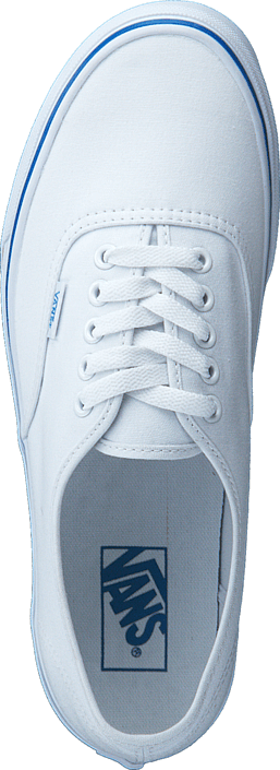 Vans - UA Authentic true white/blue
