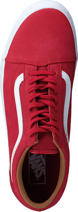 Vans - UA Old Skool racing red/true white