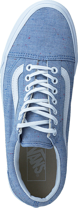 Vans - UA Old Skool blue/true white