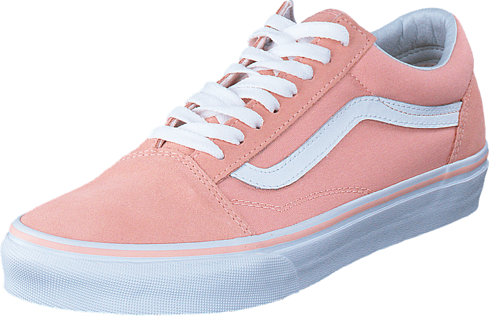 vans old skool damskie peach skin