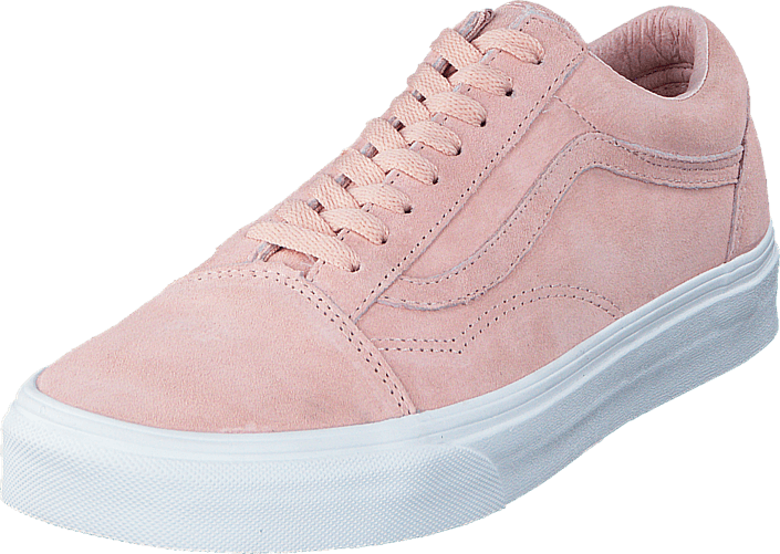 k p vans ua old skool suede spanish villa blanc rosa skor online. Black Bedroom Furniture Sets. Home Design Ideas