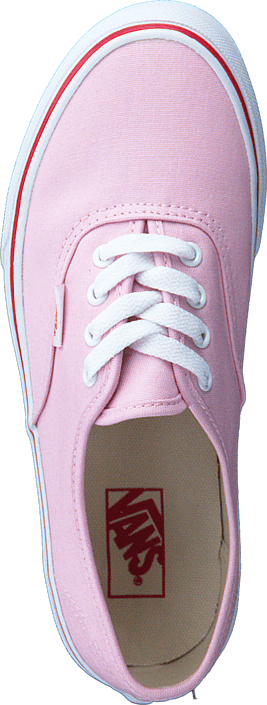 Vans UY Authentic pink lady/red
