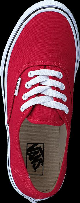 Vans UY Authentic red/black