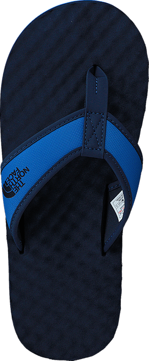 The North Face Men's Base Camp Flip-Flop Cosmic Blue/ Heron Blue