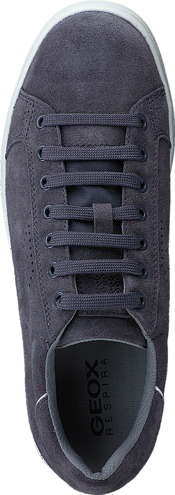Geox - U Warrens Anthracite