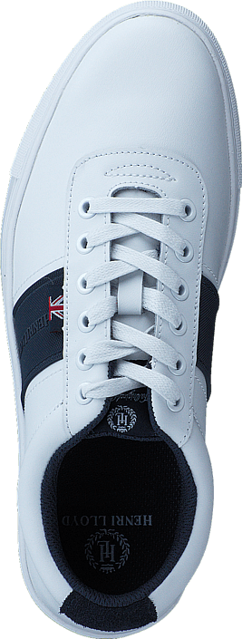 Henri Lloyd Carlton Trainer White/Navy