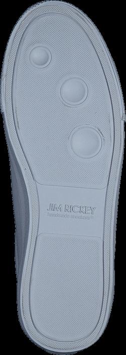 Jim Rickey Chop Leather White/Navy