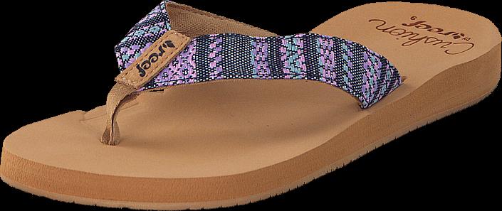 reef-cushion-threads-tx-blackmulti-kengaet-sandaalit-ja-tohvelit-flip-flopit-kuvioitu-naiset-36