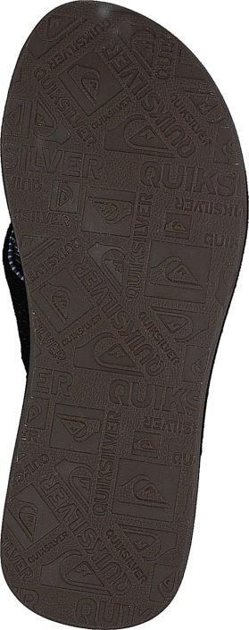 Quiksilver - Carver Crew Black/Brown