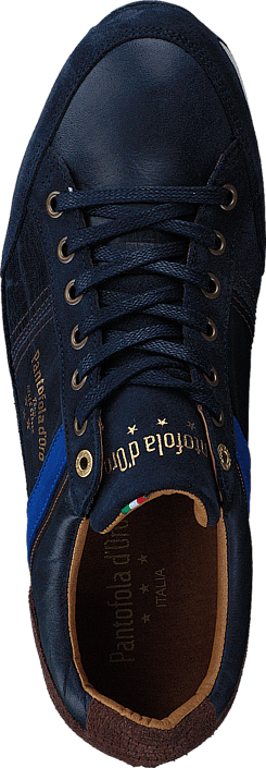 Pantofola d'Oro Matera Uomo Low Dress Bluess