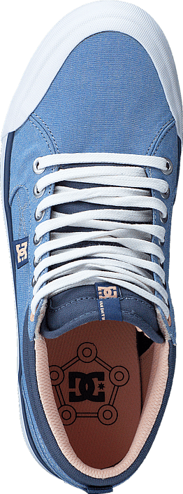 DC Shoes Evan Hi Tx SE Denim