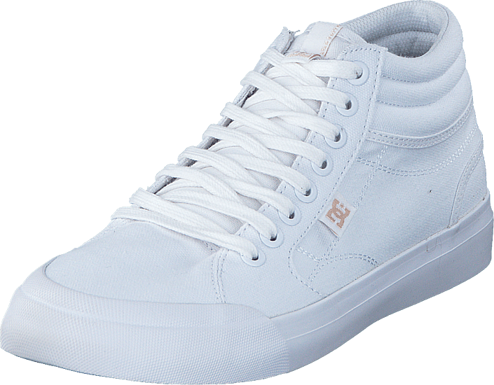 DC Shoes Evan Hi Tx White