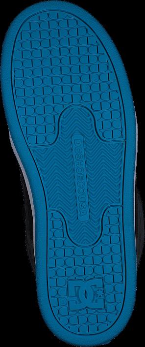 DC Shoes Rebound KB B Shoe Black/White/Blue