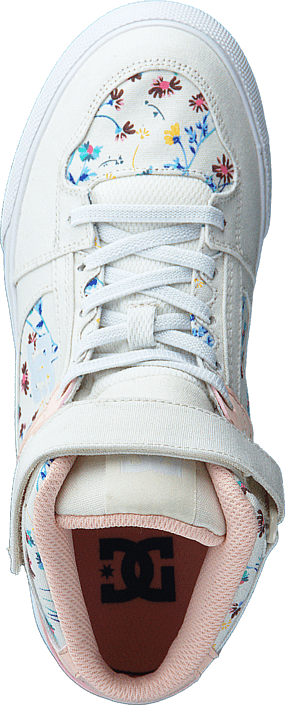 DC Shoes - Dc Kids Spartan Hi Ev Shoe Cream